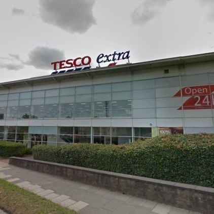 Tesco Extra Burnley